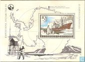 Postage Stamps - Belgium [BEL] - Antarctic Expeditions