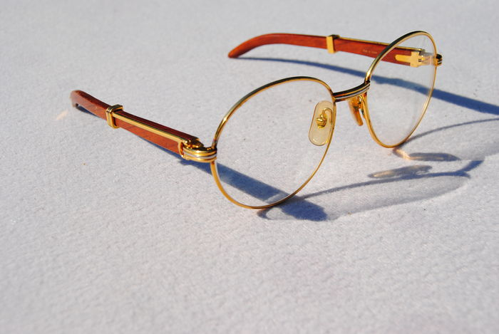 d0a39715fa4 Cartier - Lunettes Model 135b - Paris 1990 - Catawiki