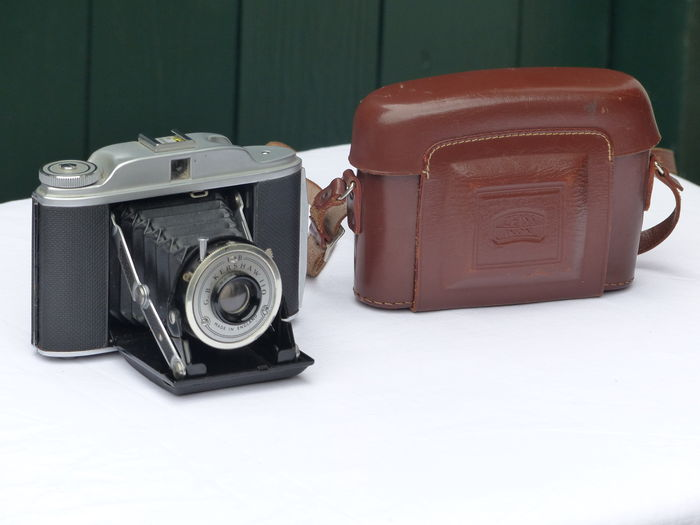 G.B Kershaw 110 bellows camera