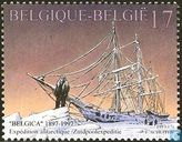 Postage Stamps - Belgium [BEL] - Antarctic Expedition