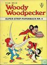 Comic Books - Woody Woodpecker - Woody Woodpecker super-strip-paperback 4