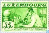 Timbres-poste - Luxembourg - Chimiste