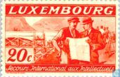 Postage Stamps - Luxembourg - Engineer