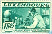 Postage Stamps - Luxembourg - Chemist