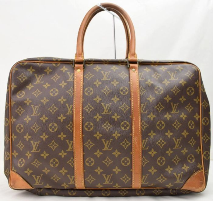 louis vuitton overnight bag. louis vuitton - sirius 45 vintage travel overnight bag suitcase