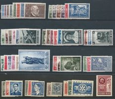 Belgium, 1953/1954, two full years, OBP 908/60