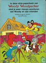 Bandes dessinées - Andy Panda - Woody Woodpecker strip-paperback 15