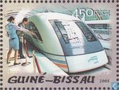 Maglev high-speed train