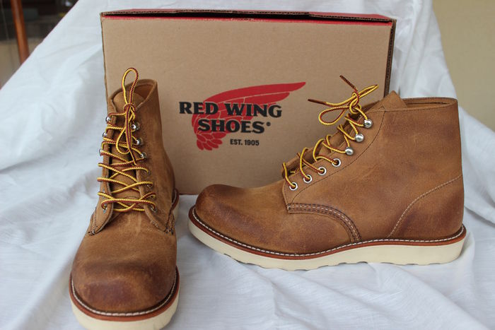 USA made Red Wing Boots - 8181