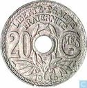 France 20 centimes 1946 (B)