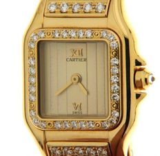 Cartier Panther - Women's watch - c.a  2005 - (our internal#7688)