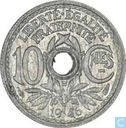 France 10 centimes 1946