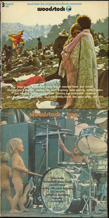 Woodstock - Music From The Original Soundtrack And More, 2 Album