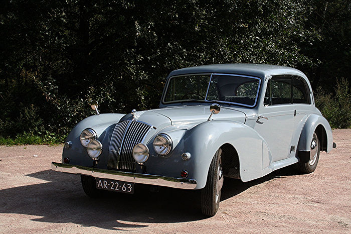 AC 2.0 litres Saloon -  1949