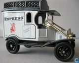 "Ford Model T: ""Daily Express"""
