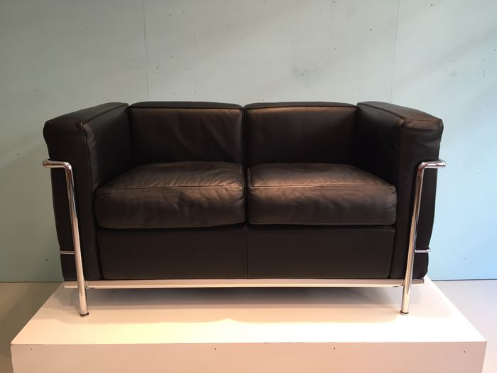 Le Corbusier Cassina - LC 2 couch - Catawiki