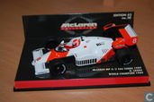 McLaren MP4/2 TAG Turbo 1984 Niki Lauda World Champion 1984