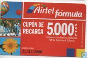 Phone cards - Airtel - Airtel  Balloon