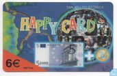 Happy Card with 5€ bill