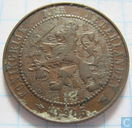 Coins - the Netherlands - Netherlands 2½ cents 1905