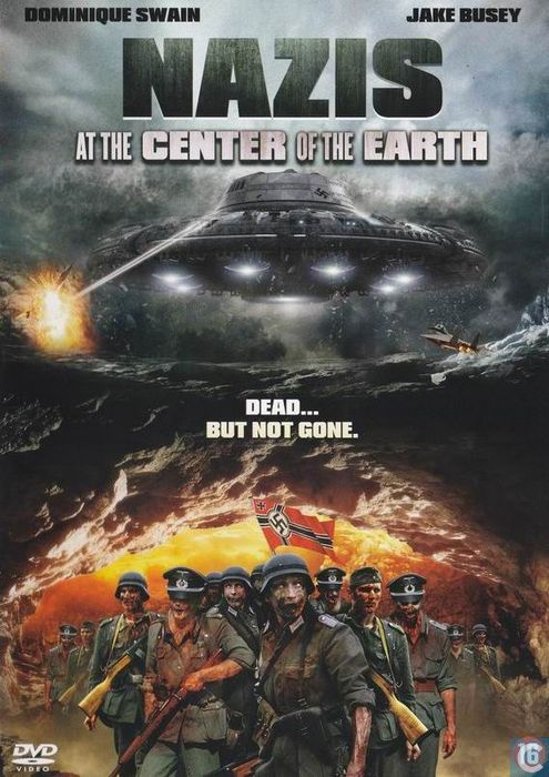 Nazis at the Center of the Earth - DVD - Catawiki