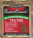 """Constant Comment""® Decaffeinated/Décaféiné"