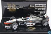 McLaren Mercedes MP4-13 Mika Hakkinen World Champion