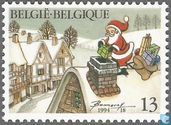 Postage Stamps - Belgium [BEL] - Christmas Gifts