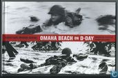 Omaha Beach on D-day