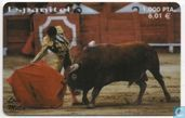Toreador Fighting with Bull nr 4/4