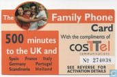 Family Phone 500 Minutes