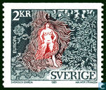 Postage Stamps - Sweden [SWE] - Europe – Folklore