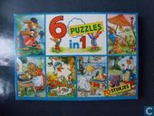 6 puzzles in 1