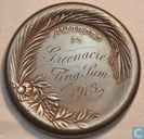 USA  Westminster Kennel Club Bench Show - Silver Medal  1913