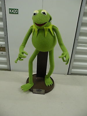 The Muppets - Master Replicas - 1/1 - Kermit The Frog - Jim Henson's The  Muppets - Lifesize - Limited to 2500 - Catawiki