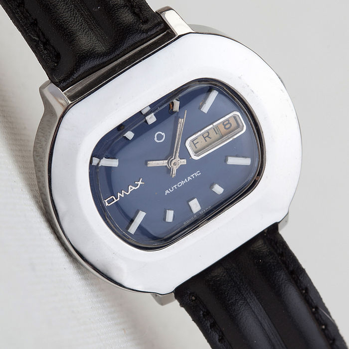 QMAX AUTOMATIC - MEN'S WRIST WATCH – VINTAGE YEARS 70-80