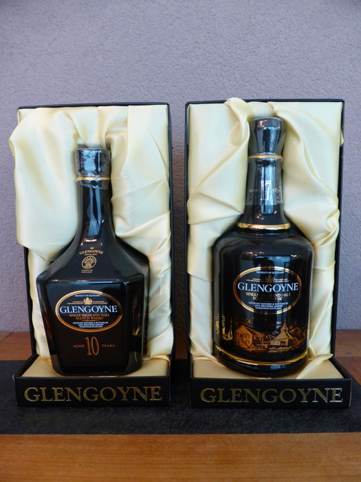 Glengoyne 25 year - 48% abv (Review #101) + 2 drams forced ...
