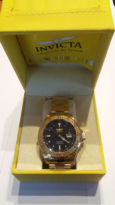 Invicta Pro Diver 15286 - Wristwatch - Black