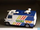 doublure 4466843 Mercedes TV News Truck 'ROCK TV'