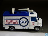 Mercedes TV News Truck 'SKY TV'