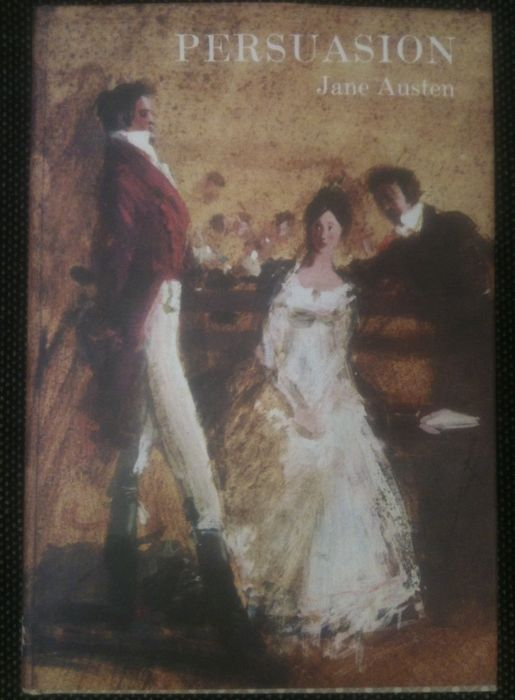 a literary analysis of persuasion by jane austen Introduction persuasion by jane austen is a novel rich in intrigue and romance although austen's focus seems to be the manners and morals of the time, this concern.