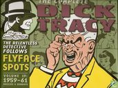 1959-61 - The Relentless Detective Follows Flyface & Spots