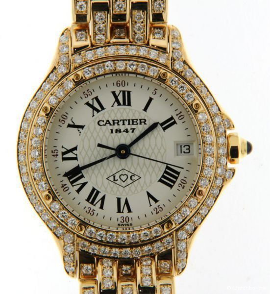 Cartier 1847 special limited edition – Women's wristwatch