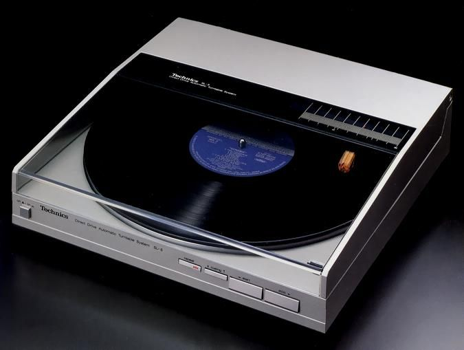 technics sl 5 direct drive fully automatic turntable catawiki. Black Bedroom Furniture Sets. Home Design Ideas