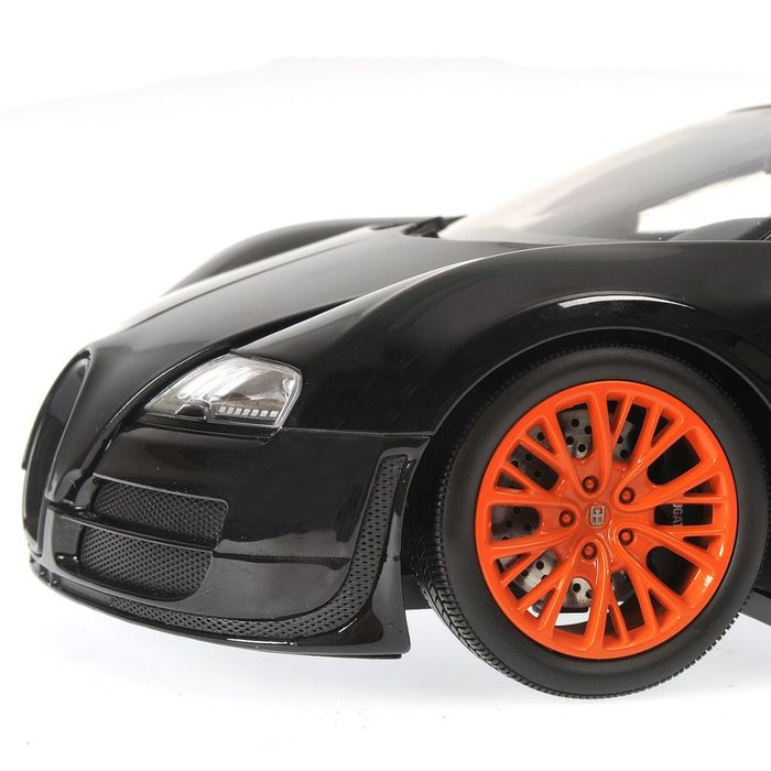 minichamps scale 1 18 bugatti veyron supersport 2010 catawiki. Black Bedroom Furniture Sets. Home Design Ideas
