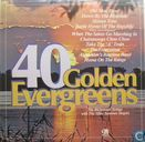 40 Golden evergreens