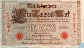 Reichsbanknote 1000 Mark 1910669