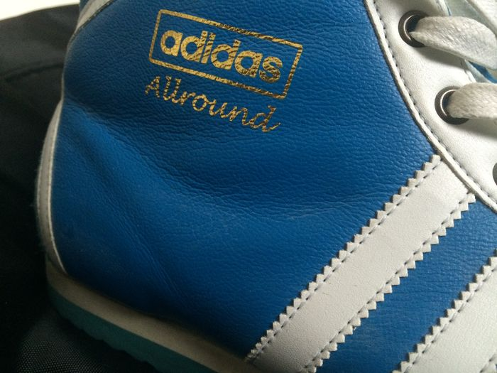 purchase cheap 5821f faf57 Adidas - Allround Mid 60 Vintage - Sneakers - Heren