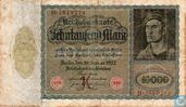 Reichsbanknote 10 000 Mark 1922 H 2619211662