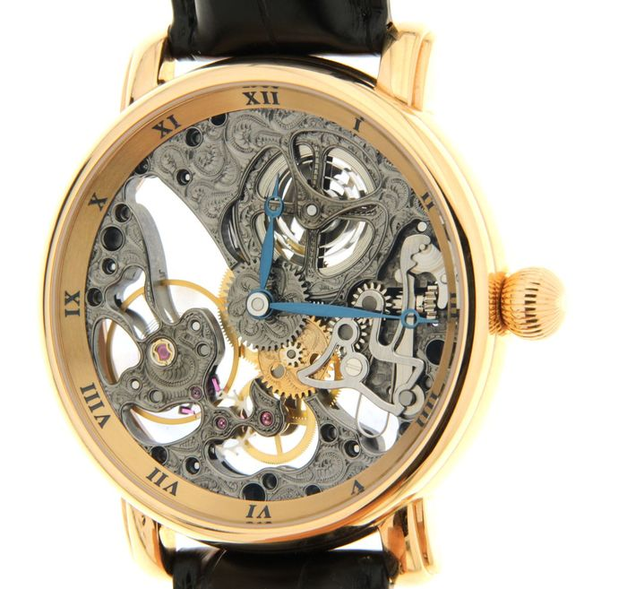 Ulysses Nardin - Maxi Skeleton  #Limited Edition 15/50 men's watch